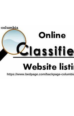 Backpage Columbia Ac