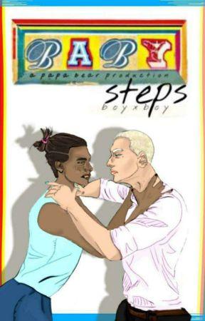 Baby steps ∽『boy ✮ boy 』 by papa_is_everywhere