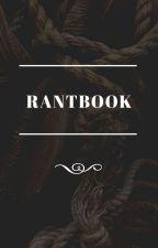 Rantbook III by KuraRoseKenway