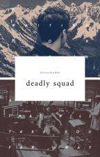 Deadly Squad  | bucky barnes by gmudblood