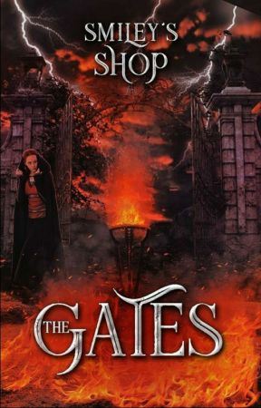 The Gates -  COVER SHOP by SmileyGraphics