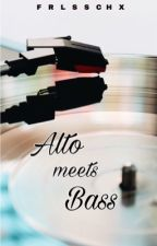 Alto meets Bass. by FearlessChix26