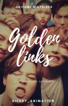 Golden links by Kieddy_Animation