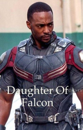 Daughter of falcon.  (Sam Wilson x child! Reader)