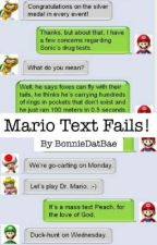 Mario Text Fails!  by oxXBonnieDatBaeXxo