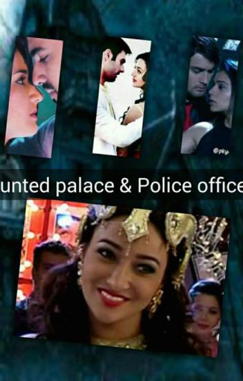 Haunted Palace & police Officers