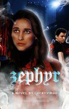 Zephyr; PETER PARKER by luckyvirgo