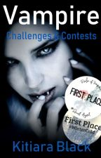 Vampire (Challenges & Contests) by Kitiara_Black