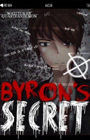 Byron's Secret (Slenderman Romance) by GuardianDemon