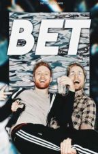 bet - a gandrew fic by hcldingroses
