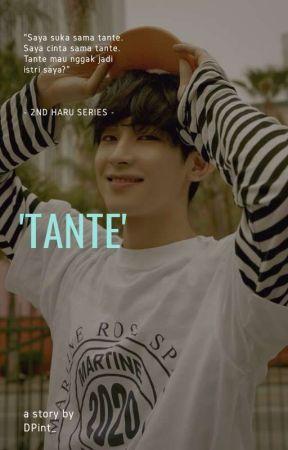 HARU : Tante -wonwoo by DPint_