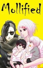 Mollified (Juuzou x Reader x Uta) by Katjaface