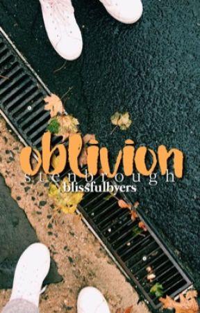oblivion | stenbrough by illiteratemickey