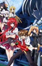 High School Dxd x Op Oc/Male Reader by DragonNote