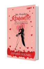 MR. HOPELESS ROMANTIC by thechapterbookstore
