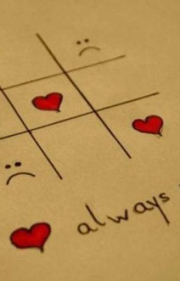 Me vs love... Love wins
