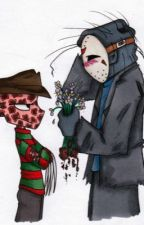 LET ME LOVE YOU (Jason Voorhees x Freddy Krueger ) by TinkyWinky34