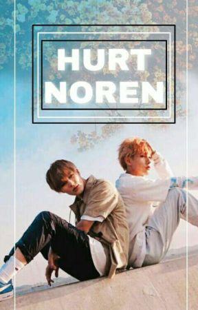 HURT - noren by litmoomin