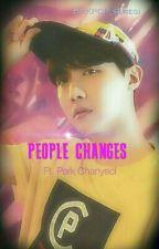 People Changes|| J.HS FANFIC by KPOP_suregi