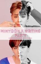 MinYoon x Writing Party by Chaniethor
