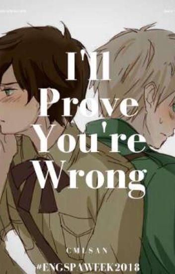 I'll Prove You're Wrong (Season 1)