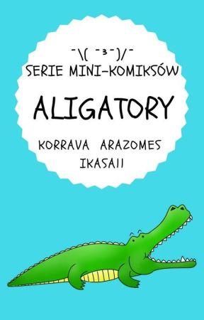 ALIGATORY - serie mini-komiksów by Korrava