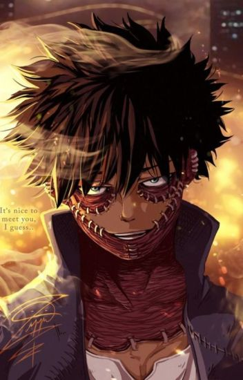 The Fire To My Gasoline || Dabi x Reader