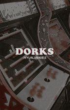 STRAY DORKS | skz oneshots by hyunjinnies