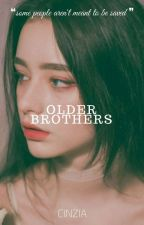 Older Brothers ♢ One-Shot by eriewrites