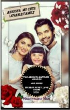 Abhigya My cute lovable family by magthaline