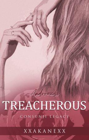 Treacherous by xxakanexx