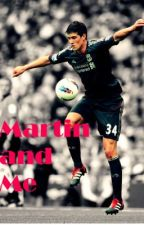 Martin and Me [Martin Kelly Fan Fic] (Completed) by gerlonso