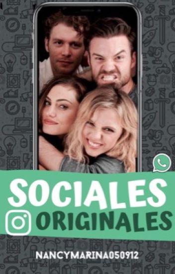 Sociales originales.