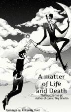 A Matter of Life and Death   Tłumaczenie PL by Kolorowy_Duet