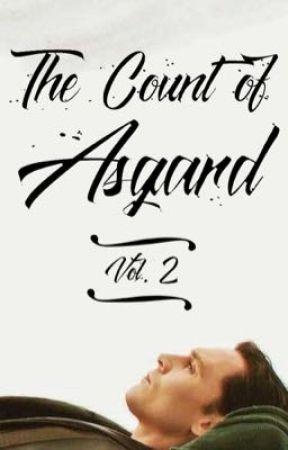 The Count of Asgard | VOL. 2 | {Loki Laufeyson} (CANCELLED) by jackskellingtonrulz5