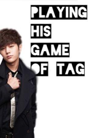 Playing His Game  Of Tag by Trashguns