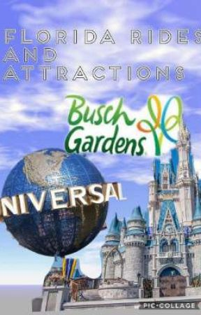 Rides In Orlando Theme Parks And Busch Gardens Tampa Bay Camp