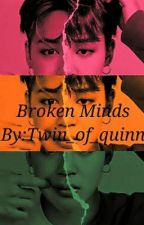 Broken Minds | Park Jimin Fanfiction by twin_of_quinn