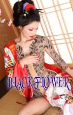 BLACK FLOWER by zhachou
