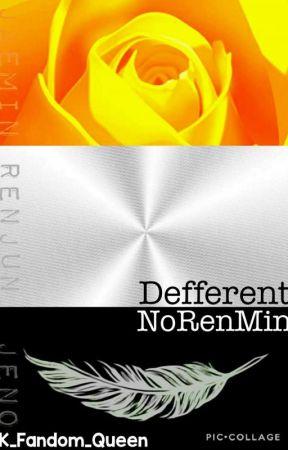 Different °NoRenMin° by K_Fandom_Queen