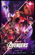 Avengers Imagines Book by Designerjg