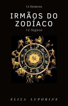 Irmãos Do Zodíaco by ElizaLuporine