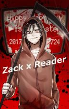 Angels of Death (Zack x Reader) by _MelonP_