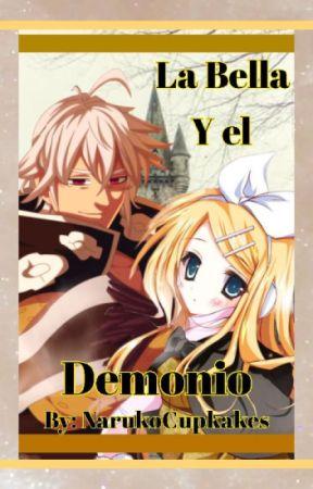 La Bella y el Demonio *Estarossa/Mael y Tu* by NarukoCupkakes
