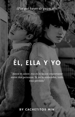 Él, ella y yo (JiKook) by CachetitosMin