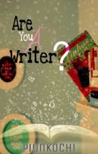 Are You A Writer? or an Author? by CapedBaldy