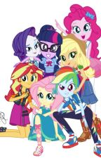 The Prince of Canterlot High & His Princesses by LordStarX101