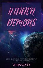 Hidden Demons by schnazyyy