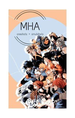 MHA (one-shots + Smut-shots) - 🍋Katsuki Bakugou /kinktober