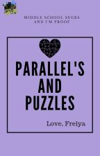 Parallels and Puzzles by 8lavender8